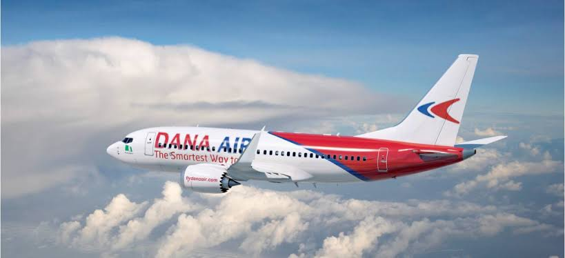 FG Suspends Dana Air