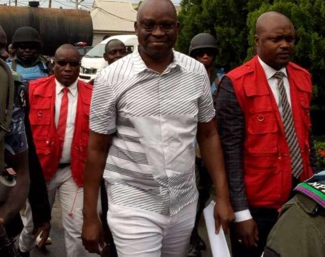 Fayose's N6.9 billion fraud: Trial paused over Judgesabsence