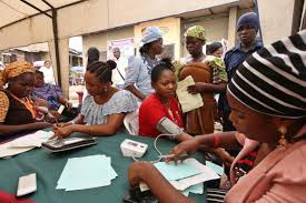 More than 300 Mushin residents benefits from the Military Free Medical Outreach