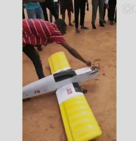FUTO Final Year Student Builds Airplane As His Final Year Project