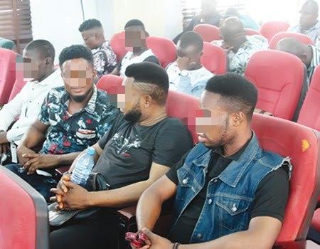 Gay Party: Police Arrest 47 Homosexuals Inside A LagosClub