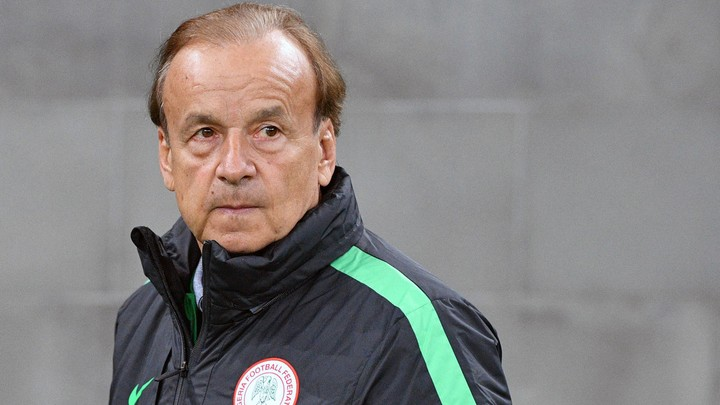 Super Eagles head coach, Gernot Rohr Promises He Will Win The 2021 AFCON Title With Nigeria