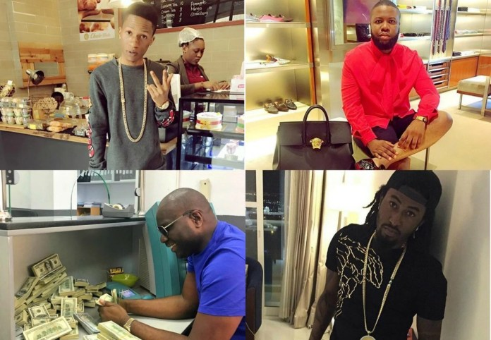 EFCC demands petition to probe Hushpuppi, Investor Bj, Baddyosha and Others