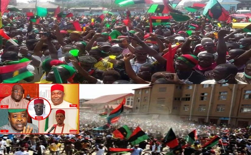 IPOB The Powerful Force Needed To Enforce Good Governance In Igbo Land — EzeNnanyereugo
