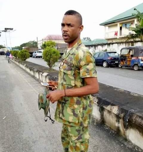 Another Nigerian Soldier Killed By Boko Haram Landmine InBorno
