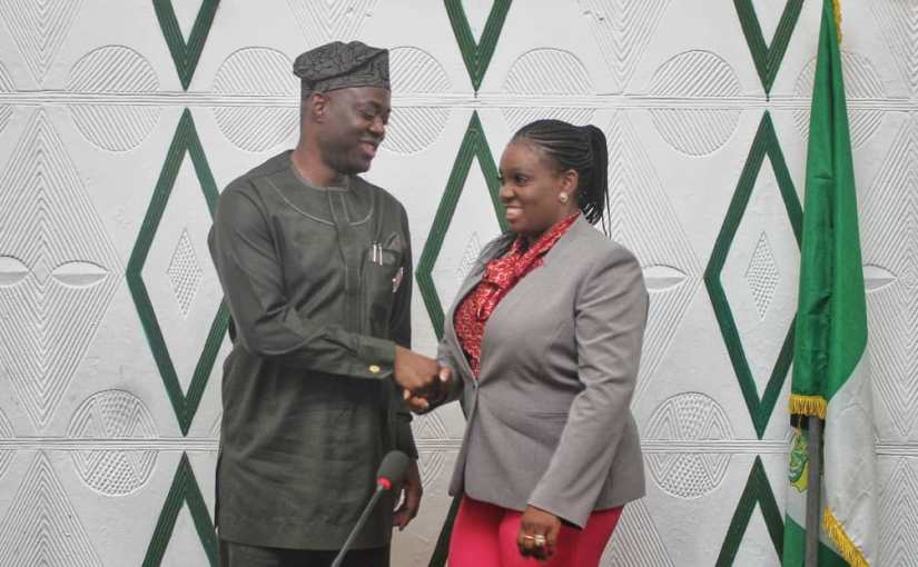 Gov. Makinde Appoints His Wife As  Head Of State Agency For AIDS Control