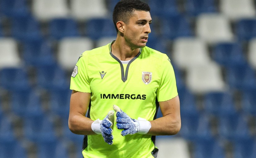 ITALIAN goalkeeper Matteo Voltolini suspended for having s*x inside a nightclubtoilet