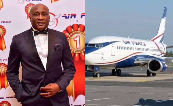 U.S. Court Issues Air Peace founder Onyema's Arrest Warrant