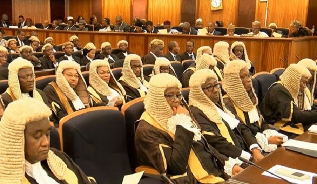 Why Over 90% Of Nigerian Judges Are Victims Of Judicial Career Suicide — Intersociety {must read}