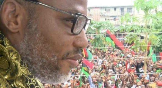 IPOB's international diplomatic onslaught won't stop – Nnamdi Kanu