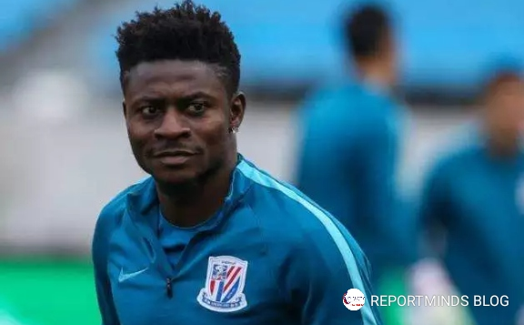 Super Eagles striker Obafemi Martins Rejects $1.5 Million Deal To Play In SaudiArabia