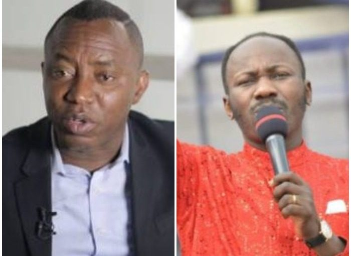 OFM Pastor Apostle Suleman considers standing as surety for OmoyeleSowore