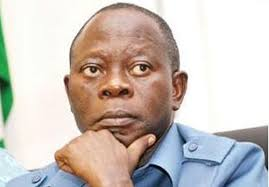 APC Passes A Vote Of No Confidence On Oshiomhole
