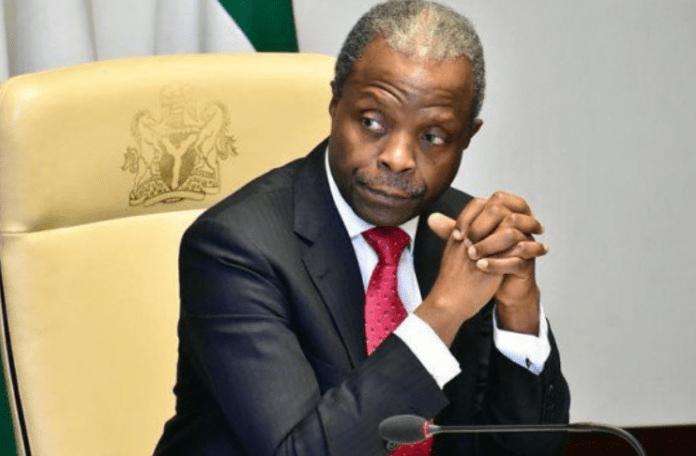 Buhari fires 35 Osinbajo'sAides
