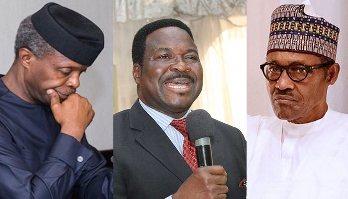 Fight cabals as if you have a manhood or you resign – Ozekhome TellsOsinbajo