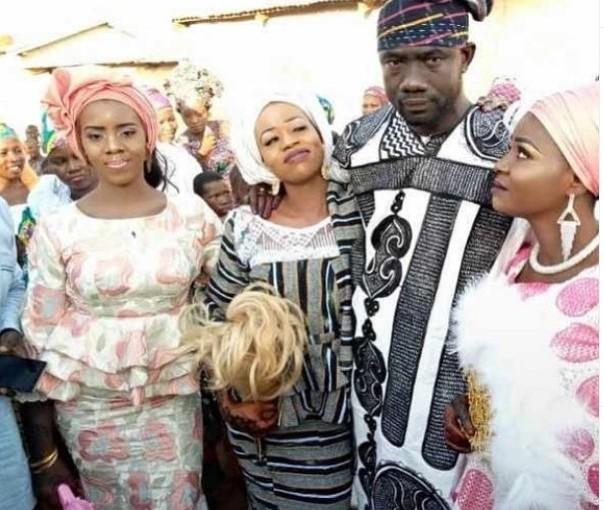 Ghanaian Man Marries Three Wives The SameDay
