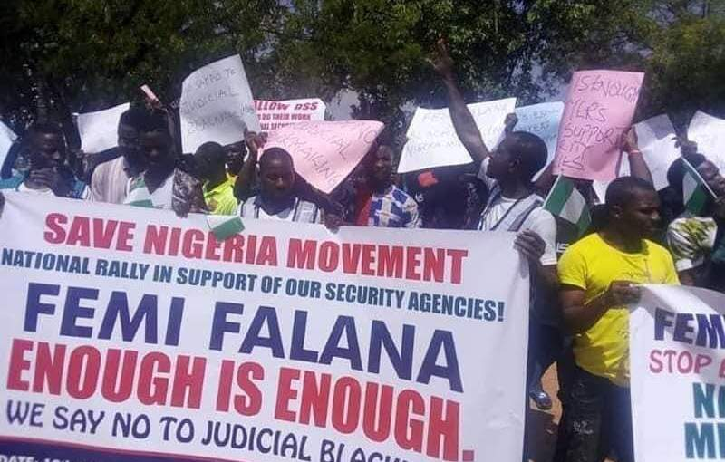 Group condemns Falana, Supports Operation Show Your Identity