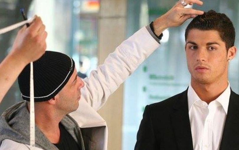 Cristiano Ronaldo's hairdresser stabbed to death in a Swiss hotelroom