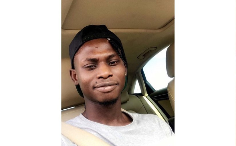 Nigerian artiste wanted in South Africa, For using pair of scissors to cut the eyelid of aboy