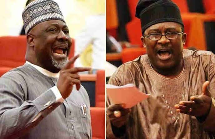 Smart Adeyemi and Dino Melaye, Battles Over Kogi West Senatorial Supplementary Election