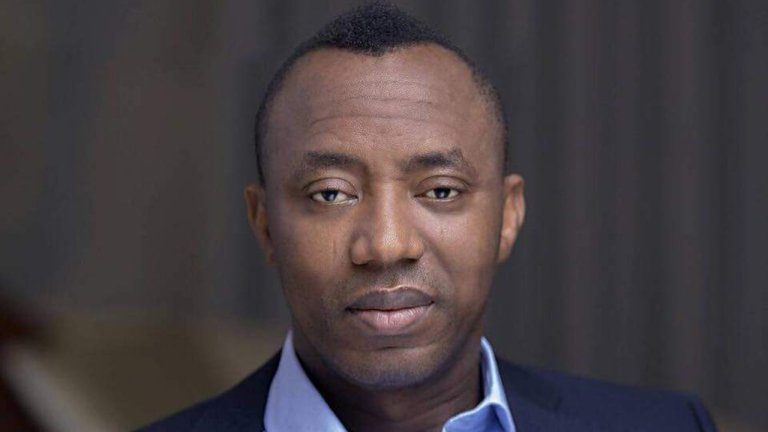 Buhari Sends Emissaries To Meet Sowore In Detention