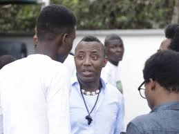 Buhari wants to shut down Nigeria's civic space – Detained Sowore
