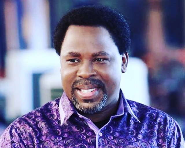 TB Joshua Reconciles Liberia President's Son with the man who murdered his father (photos/video)
