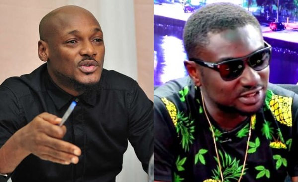 """Shut Up Your Mouth, If You Cannot Sue Me"" – Tuface Tells Blackface"