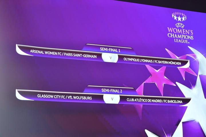 UEFA Women's Champions LeagueFixtures