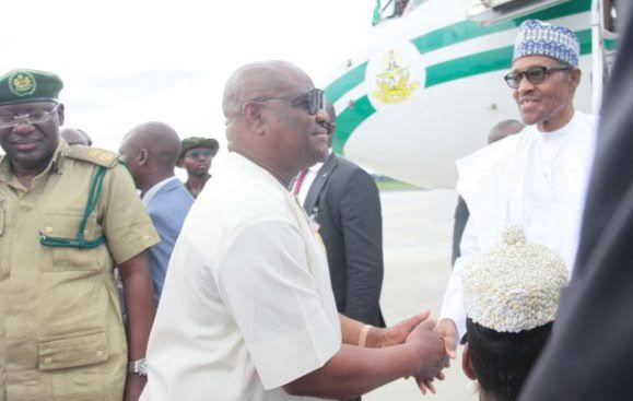 Governor Wike Asks Buhari For Forgiveness