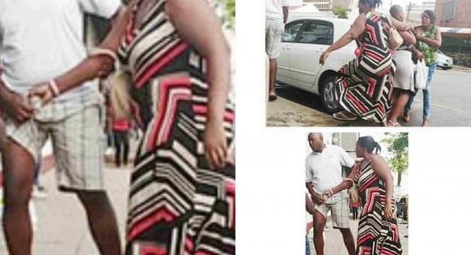 Woman Squeezes His Husband's Manhood Until He Dies InEdo