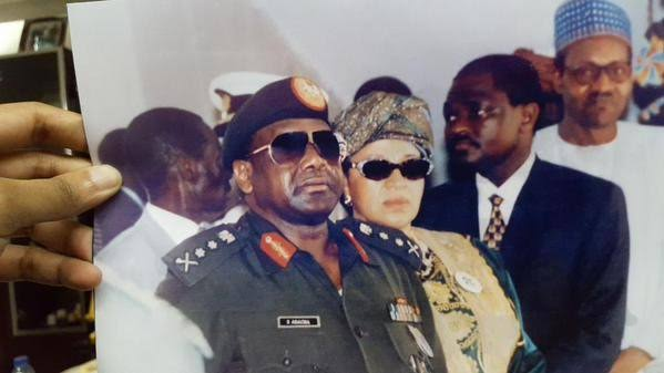 Buhari's Government Is Not Different From Abacha – GaniAdams