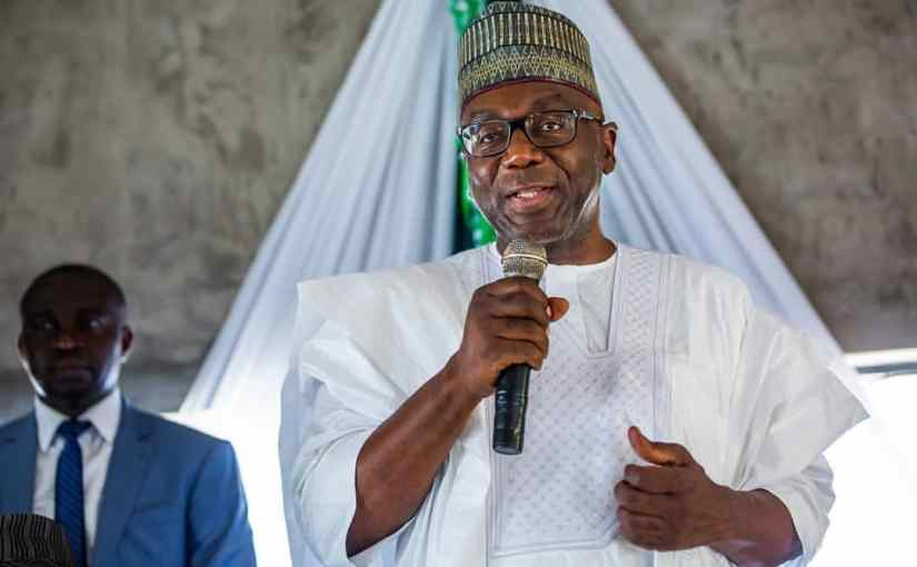 No government official would be spared for looting public funds – Kwara State Governor AbdulRahmanAbdulRazaq
