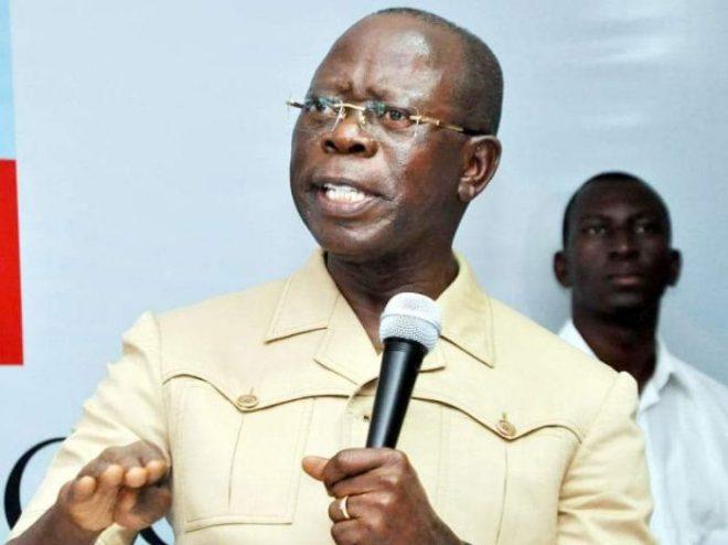 I'm The He-Goat Of Edo Politics –Oshiomhole