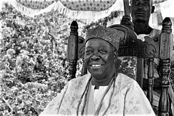 Late Ooni of Ife Adesoji Aderemi's Rolls-royce Displayed At OAUConvocation