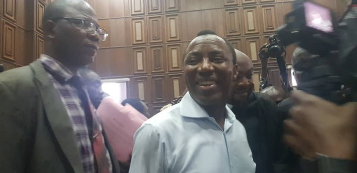 Justice Ahmed Mohammed Withdraws From Sowore's Case