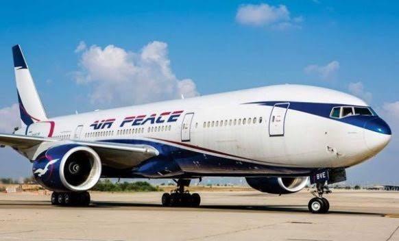 Passenger Caught Smoking On Board An Air Peace Flight,Jailed