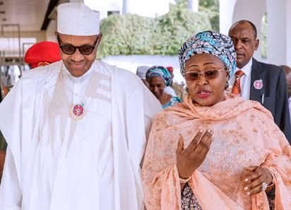 'Happy Birthday To My Incorruptible GMB' – Aisha Buhari PraisesHusband