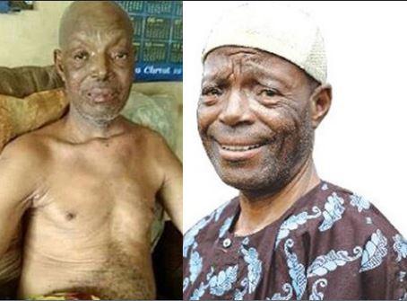 Veteran actor and author, Samuel Akinpelu, aka Alabi Yellow, IsDead