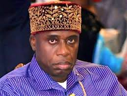 IPOB Members Attacks Rotimi Amaechi In Spain, Beats Him Mercilessly (video/photos)