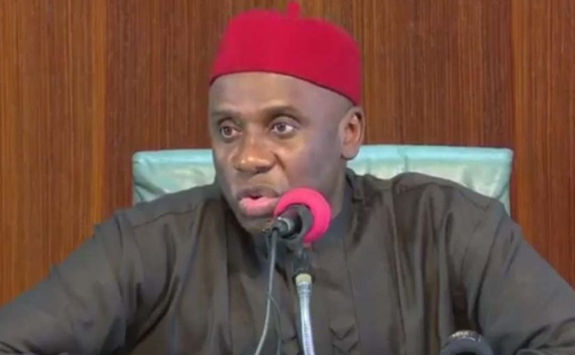 Rotimi Amaechi Denies Collecting Pension From RiversGovt