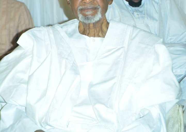 Alhaji Aminu Dantata donates ₦50 million, 10 blocks of toilets and 5 boreholes to School InKano