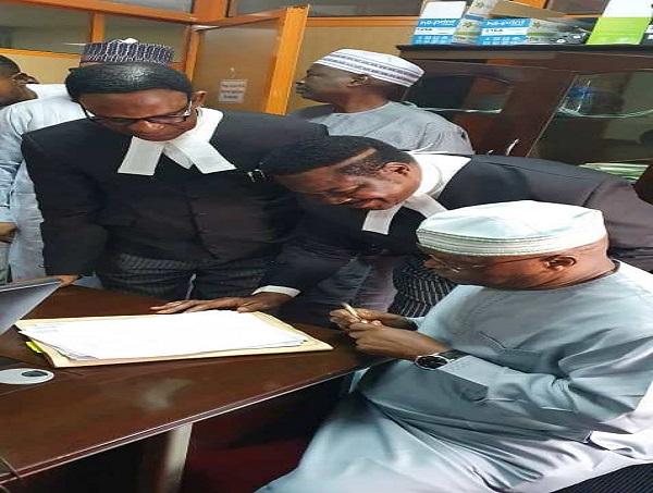 Atiku files libel suit against Lauretta Onochie,Demands N2.5Bilion