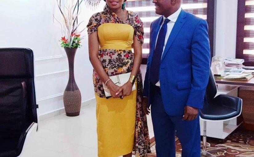 BBNaija Cindy Appointed Made-In-Aba Ambassador By Governor OkezieIkpeazu
