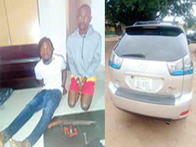 Kidnappers Kill Member For Fleeing With N5m, Using It To Buy Lexus(photos)