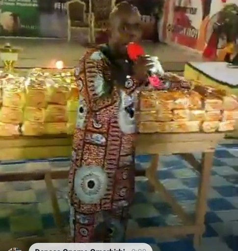 Pastor Sells Anointed Bread To His ChurchMembers