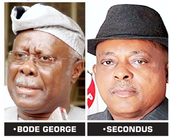 You Will Kill PDP, Running It As Your Private Business – Bode George Tells Secondus