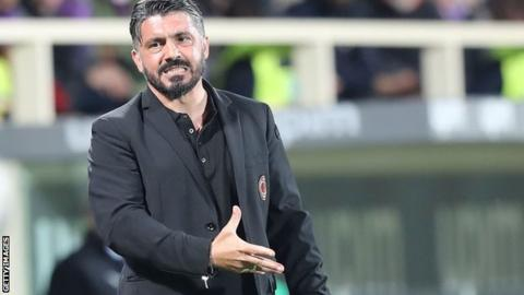 Napoli sacks Ancelotti, appoints Gennaro Gattuso as new coach