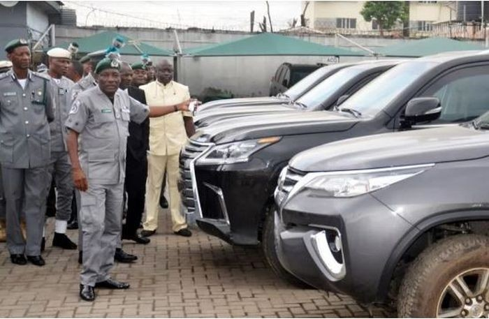 Lagos Government Set To Auction 108 Forfeited, AbandonedVehicles