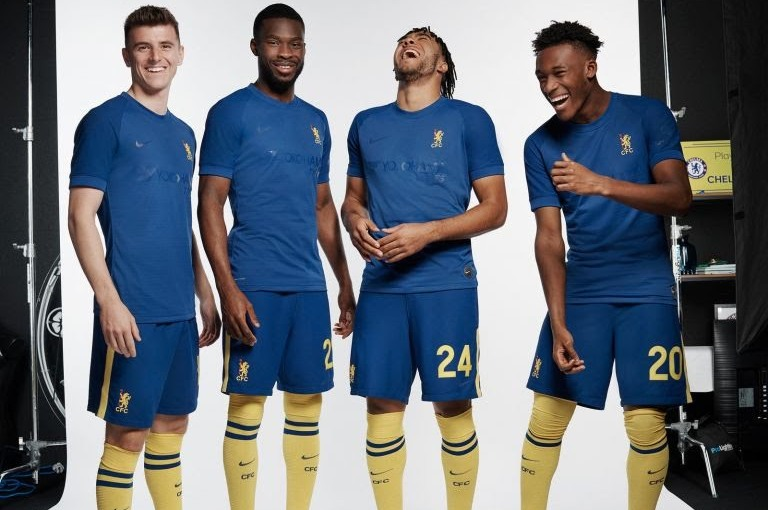 Chelsea Unveil New Kit To Celebrate 50th Anniversary Of 1st FA Cup Win In 1970
